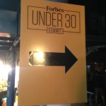 "Forbes-Party ""Under 30"""