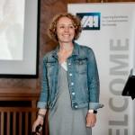 Verena Bernhard, Treasurer der IAA, gibt Auskunft über die FInanzen