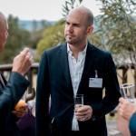IAA-Gast Alp Tekyildiz  von B, H Brain & Heart Communication schätzt den Austausch mit Branchenkollegen