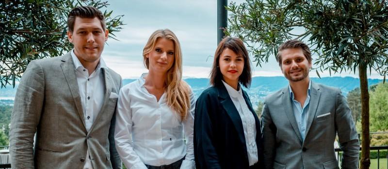 Vorstand der IAA Swiss Young Professionals formiert sich neu
