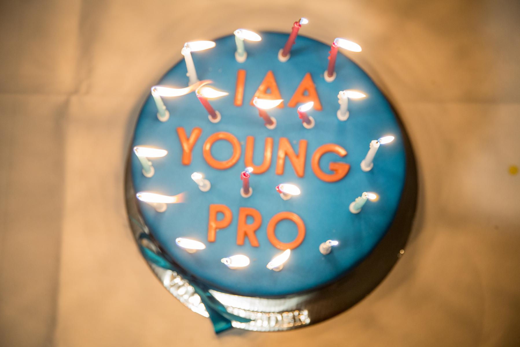 IAA Young Professionals feiern ihr 20-jähriges Jubiläum