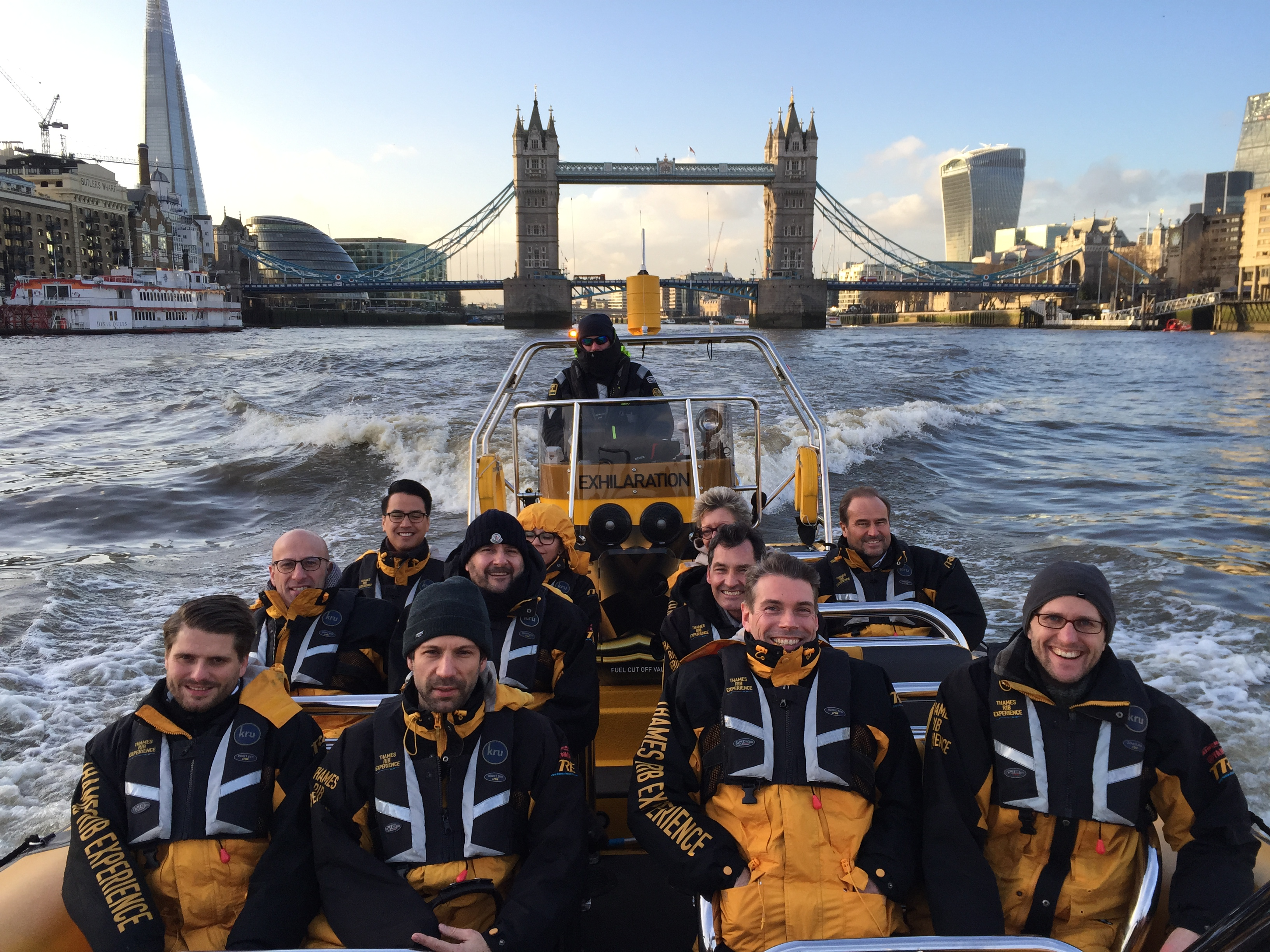 IAA Studytour London – 2015